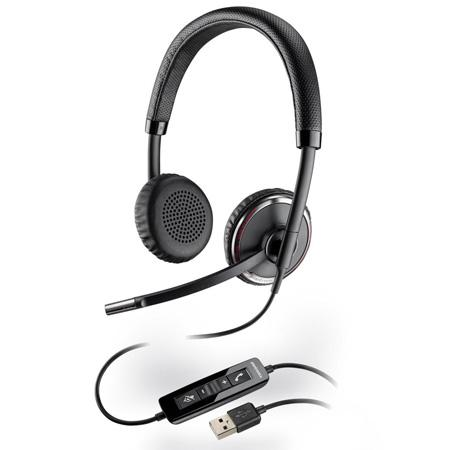 Plantronics Blackwire 520 - Гарнитура для call-центра - два уха